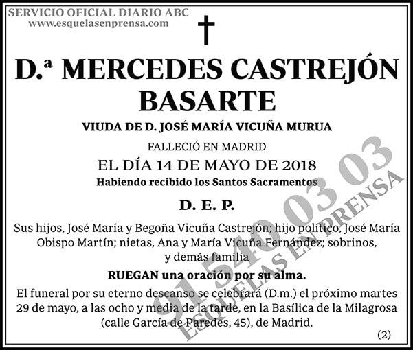 Mercedes Castrejón Basarte